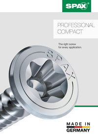 SPAX Product Catalogue Compact 2021