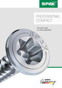SPAX product catalogue compact 2020